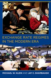 Exchange Rate Regimes in the Modern Era$